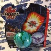 Bakugan Battle Brawlers Deka Fear Ripper Green + 1 Metal Card Series 1 Sega Toys