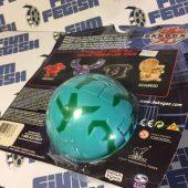 Bakugan Battle Brawlers Deka Fear Ripper Green + 1 Metal Card Series 1 Sega Toys