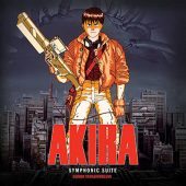 Akira Symphonic Suite CD – Music by Geinoh Yamashirogumi
