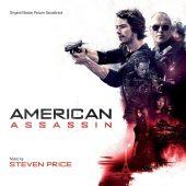 American Assassin Original Motion Picture Soundtrack CD