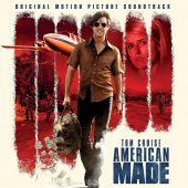 American Made Original Motion Picture Soundtrack Album CD