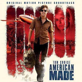American Made Original Motion Picture Soundtrack Album CD