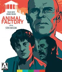 Animal Factory Special Edition Blu-ray