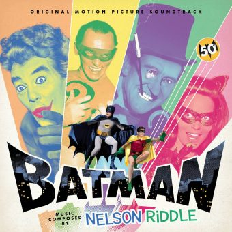 Batman (1966) Original Motion Picture Soundtrack – Music Composed by Nelson Riddle