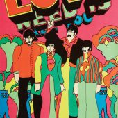 The Beatles – All You Need is Love 24 X 36 inch Poster