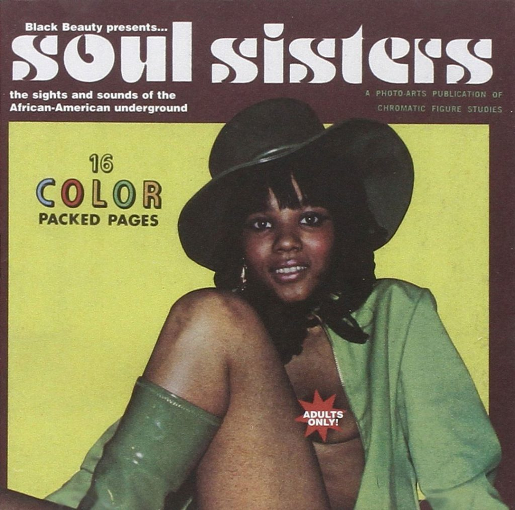 Soul Sisters: The Sights and Sounds of 1970'S African-American Underground + 16-Page Adult Photo Booklet – Sylvia McFarland