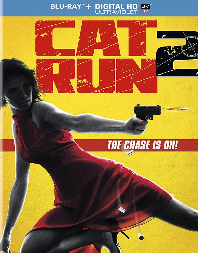 Cat Run 2 Blu-ray + Digital HD with Slipcover