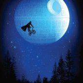 Dark Ride by Farkas 24 X 36 inch Conceptual Science Fiction Poster