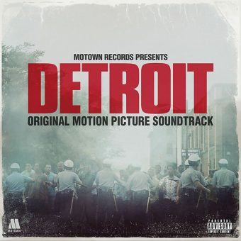 Detroit Original Motion Picture Soundtrack – Presented by Motown Records [CD]