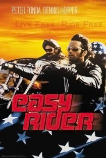 Easy Rider – Live Free Ride Free 24 x 36 Inch Movie Poster