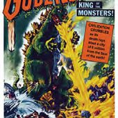 Godzilla King of the Monsters 24 x 36 Inch Movie Poster