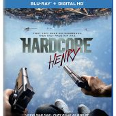 Hardcore Henry Blu-ray + Digital HD