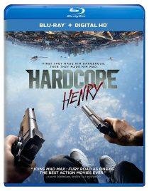 Hardcore Henry Blu-ray + Digital HD
