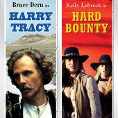 Double Feature Westerns – Hard Bounty and Harry Tracy DVD