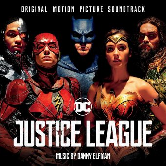 Justice League – Original Motion Picture Soundtrack Music by Danny Elfman