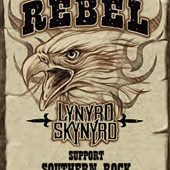 "Lynyrd Skynyrd ""Wanted"" The Last Rebel – Support Southern Rock 24 x 36 inch Music Poster"