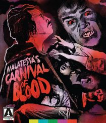 Malatesta's Carnival of Blood Restored Special Edition Blu-ray