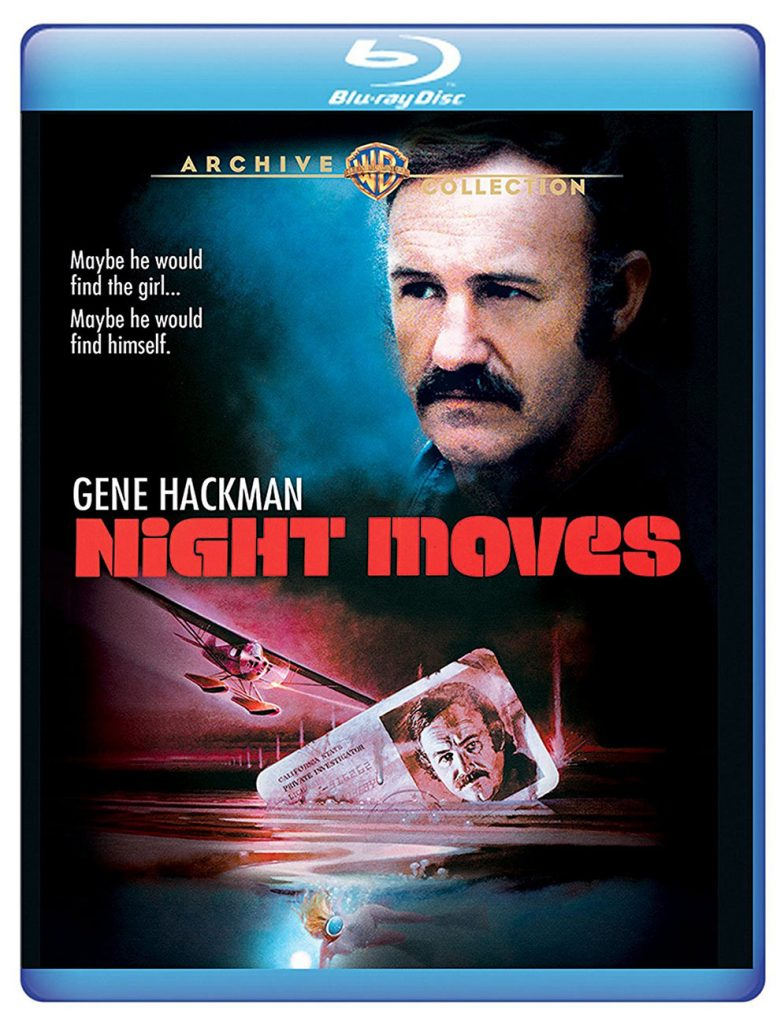 Arthur Penn's Night Moves Blu-ray