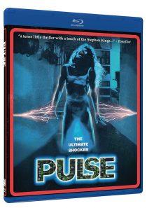 Pulse (1988) Blu-ray