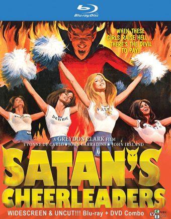 Satan's Cheerleaders Widescreen Blu-ray + DVD Combo Set