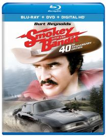 Smokey and the Bandit 40th Anniversary Edition Blu-ray + DVD + Digital HD with Slipcover