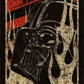 Star Wars Darth Vader Propaganda-Style 24 x 36 Inch Movie Poster