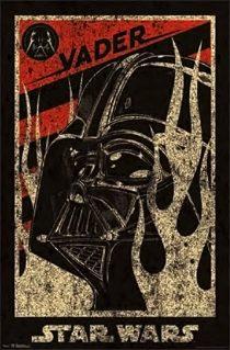 Star Wars Darth Vader Propaganda-Style 24 x 36 Inch Movie Poster