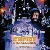 Star Wars: Episode V – The Empire Strikes Back Drew Struzan Painted Collage 23 x 35 Inch Movie Poster