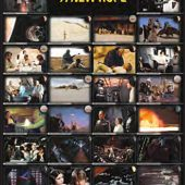 Star Wars: Episode IV – A New Hope Film Cels 24 x 36 Inch Movie Poster