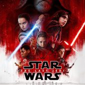 Star Wars: The Last Jedi 22 X 34 inch One Sheet Movie Poster