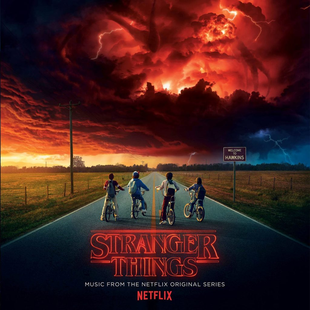 Stranger Things – Music from Seasons 1 and 2 of the Netflix Original Series [CD]