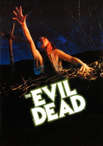 The Evil Dead 24 x 36 inch Movie Poster