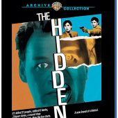 The Hidden Blu-ray