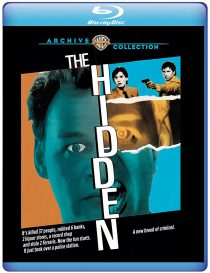 The Hidden Blu-ray