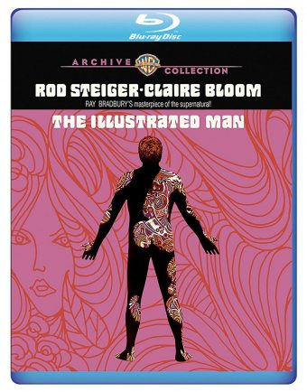 The Illustrated Man Blu-ray