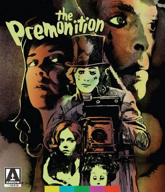 The Premonition Special Director-Approved Edition Blu-ray