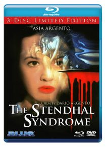 Dario Argento's The Stendhal Syndrome 3-Disc Limited Edition Blu-ray Set
