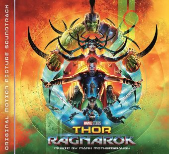 Thor: Ragnarok – Original Motion Picture Soundtrack Music by Mark Mothersbaugh
