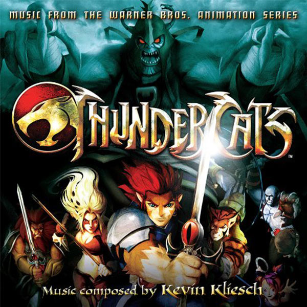 Thundercats – Music from the Warner Bros. Animation Television Series