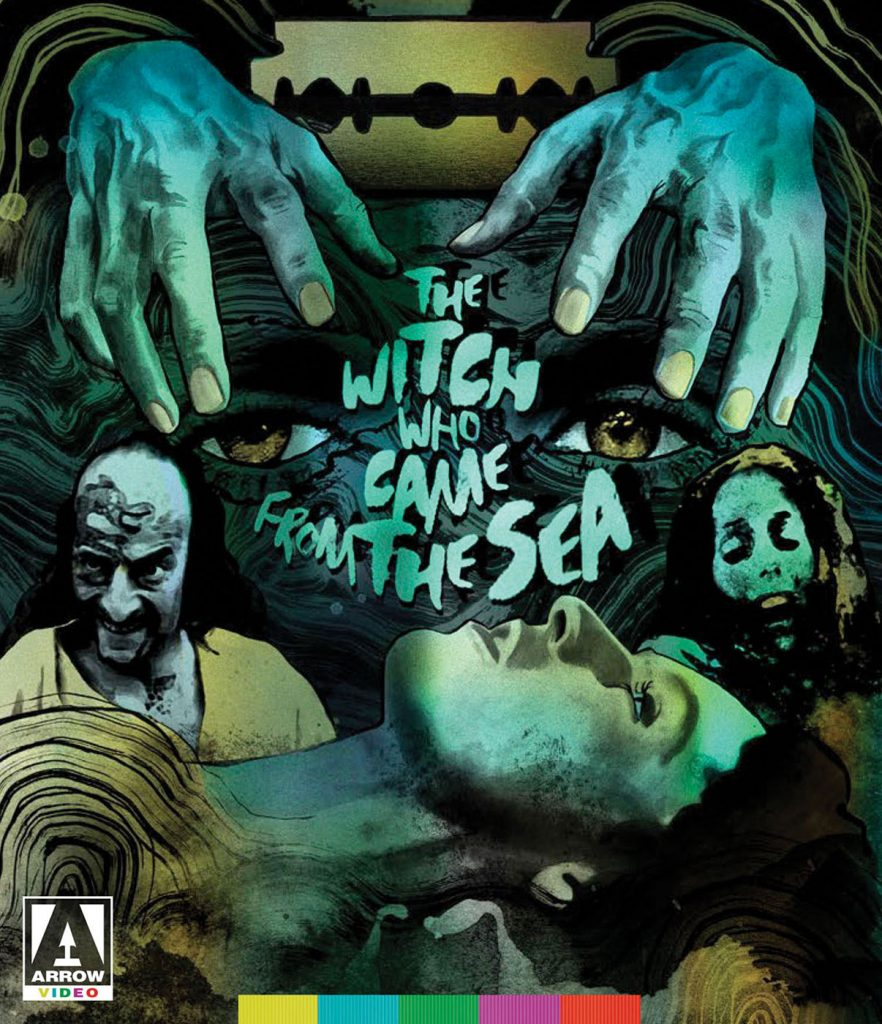 The Witch Who Came From the Sea Special Restored Blu-ray Edition
