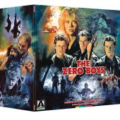 The Zero Boys: Original Motion Picture Soundtrack by Hans Zimmer and Stanley Myers