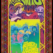 The Who at Pengrowth Saddledome, Calgary Bob Masse 15 x 24 inch Rock Music Concert Poster