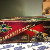 Bandai Saban BeetleBorgs: Gargantis The Mobile Attack Carrier