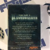 2009 Magic The Gathering Planeswalker Blue & Green (Sealed) and White (Unsealed) 30-Card Starter Decks – Total 90-Card Bundle