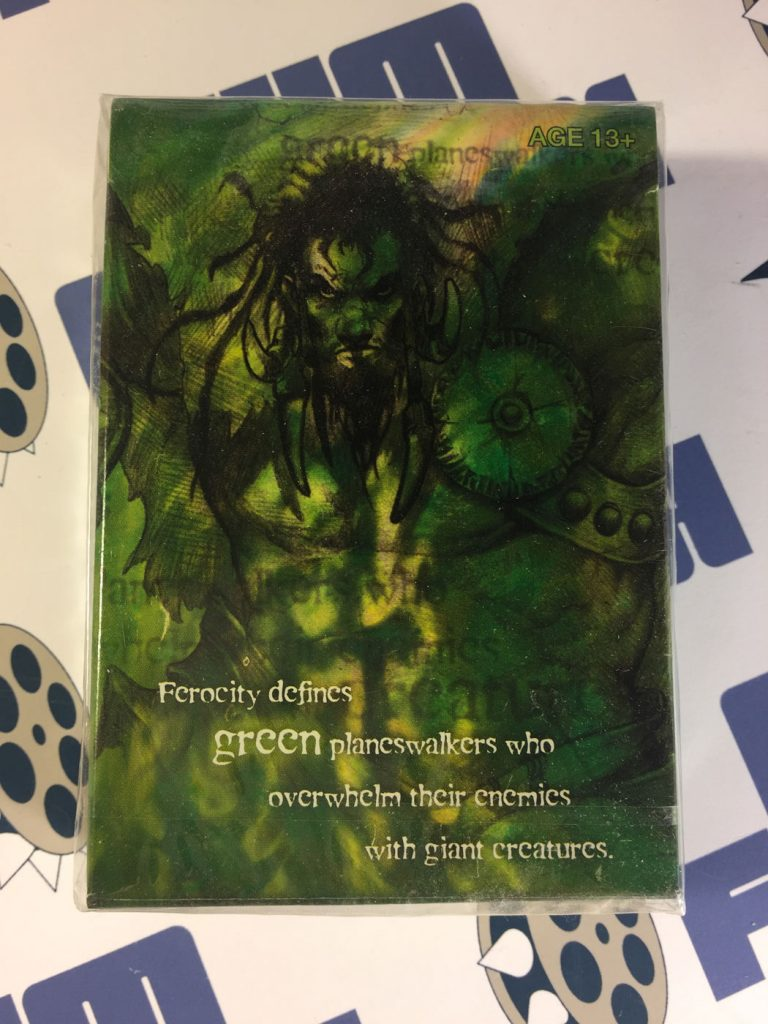 2009 Magic The Gathering Green Planeswalker 30 Card Starter Deck Sealed