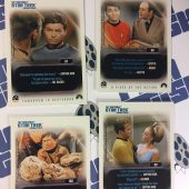 The Quotable Star Trek Original Series Trading Card Set 110-Pack (Rittenhouse Archives, 2004)