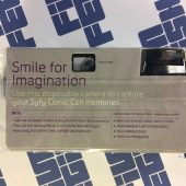 Unused and Sealed Syfy Network Limited Edition Promotional Disposable Camera (2011)