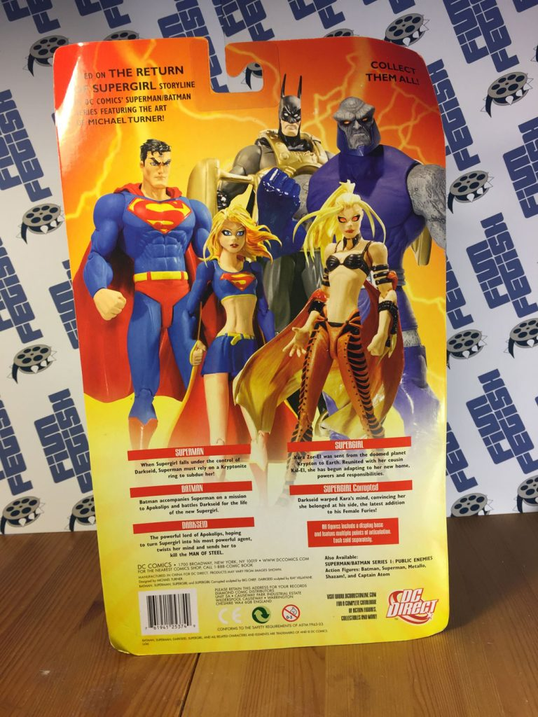 Darkseid 6.75 Figure Return of Supergirl