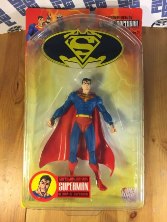 DC Direct Superman/Batman: Superman – Return of Supergirl Action Figure Series 2