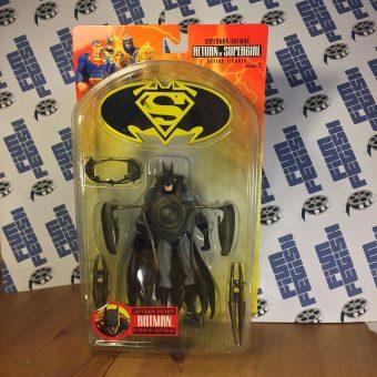 DC Direct Superman/Batman: Batman – Return of Supergirl Action Figure Series 2